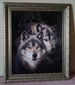 Вышивка волки к чему 20