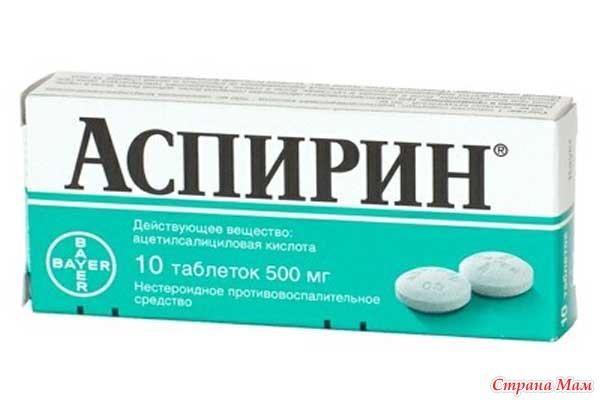 Препарат после секса аспирин