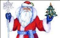 Поздравительное видео ребенку от Деда Мороза