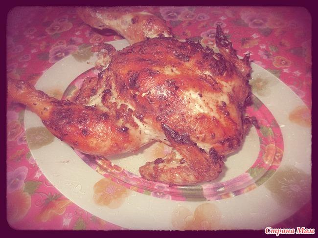 Как сделать чтобы курица была хрустящей 473