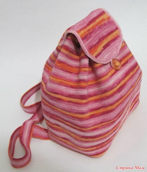 Рюкзак для девочки крючком рюкзак переноска чико гоу отзывы