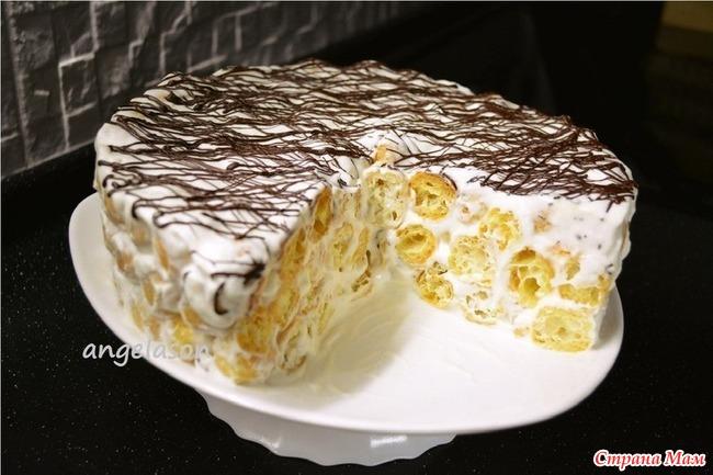 торт дамские палочки рецепт для начинающих с фото
