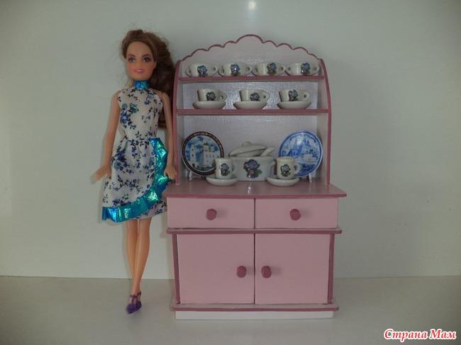Кукольная мебель вк