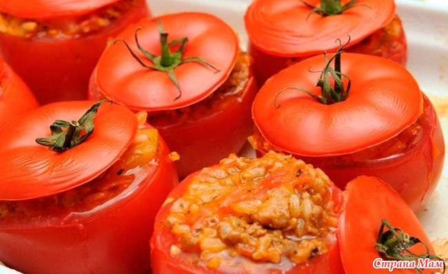Приготовить вкусно помидоры рецепт фото