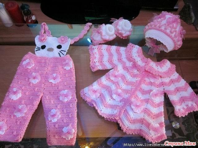 Мастер классы по вязанию детских костюмов