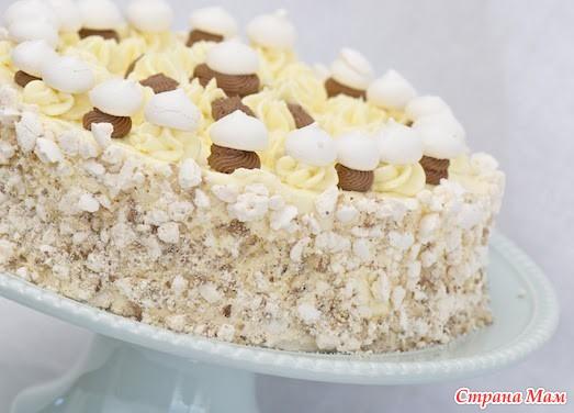 Рецепты тортов с фотографиями new topic