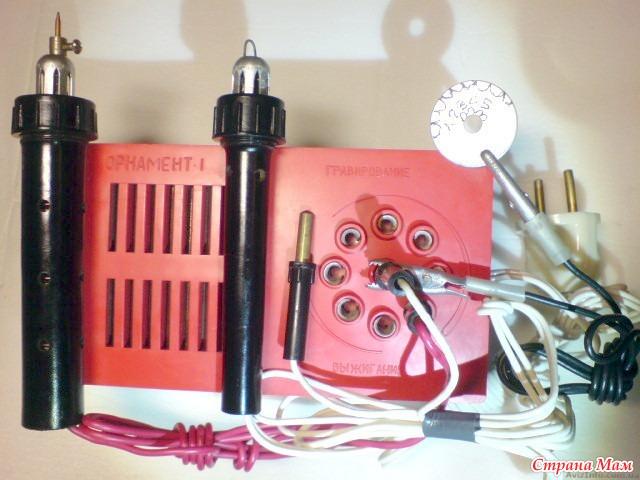 Как сделать электровыжигатель по дереву своими руками
