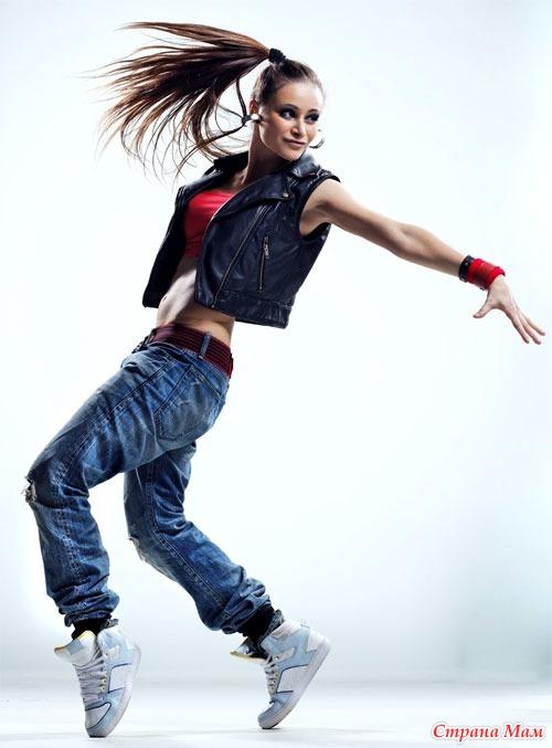 Прически для современных танцев