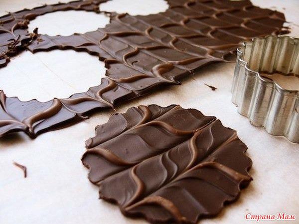 Как сделать шоколад в домашних условиях фото