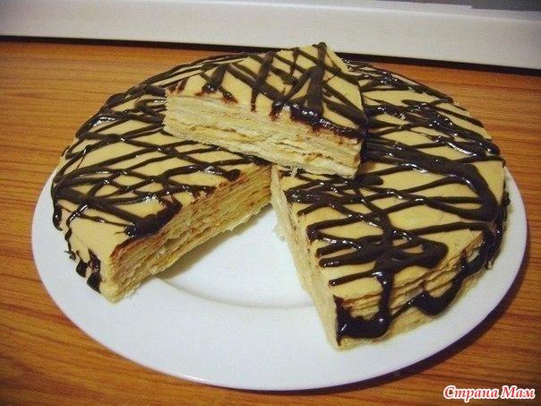 Простые рецепты тортов с фотографиями на скорую руку