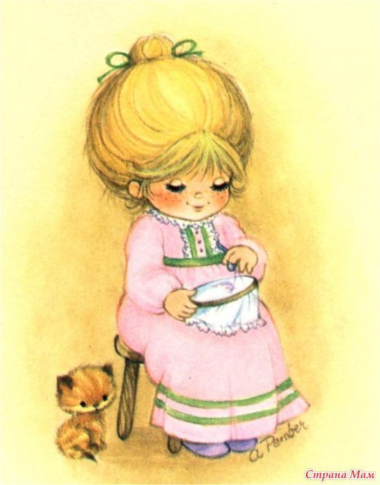 Картинки рукоделие дети