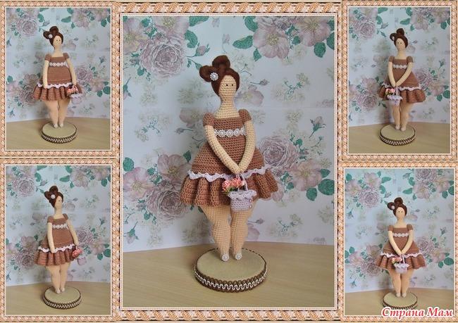 Кукла тильда на каркасе мастер класс видео - Naturapura.ru