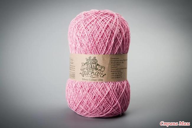 Цвета для градиента вязания