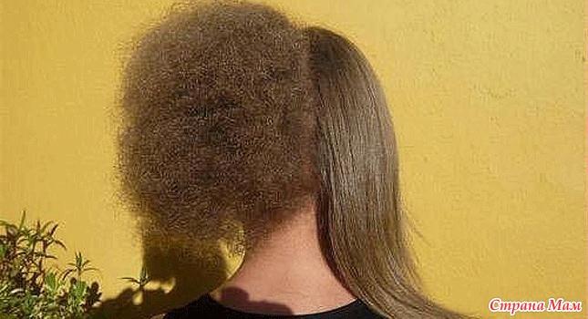 Что сделать что волосы не кудрявились
