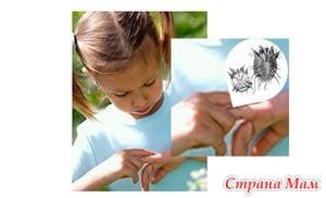 Диагностика и лечение детской чесотки
