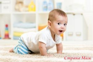 Когда малыш осваивает навыки и как ему в этом помочь?