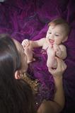 Моя маленькая и нежная девочка)