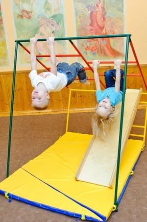 Спортивный комплекс в каждом доме – необходимость для развития детей. Опыт семьи Никитиных