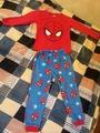 Пижама Человек-Паук