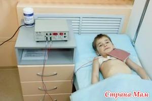 Физиотерапия у детей: какие методы применимы