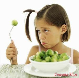 Построение лечебного питания у детей