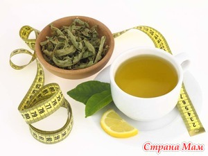 Худеют ли от зеленого чая?