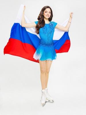 Фигуристка Евгения Медведева и ее мама присоединяются к кампании «Спасибо, мама!»в преддверии XXIII Зимних Олимпийских игр в Пхёнчхане