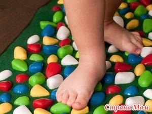 Плоскостопие у детей: в чем проблема?