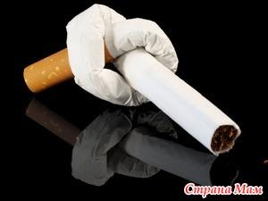 Как бросить курить и не поправляться?