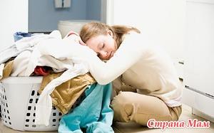 Дела и работы: как снять усталость маме?