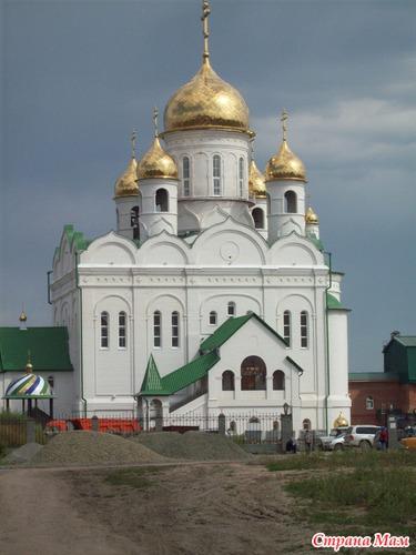 Наш храм - Храм Иоанна Богослова