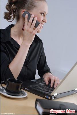 Женский бизнес-самый популярный бизнес в России.