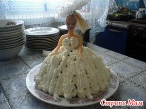 "Торт ""Доченька"""