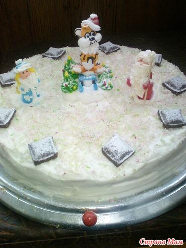 """торт """" Прекрасная Мэри"""""""