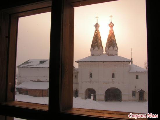 Белозерский монастырь