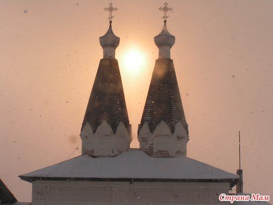 Белозерский монастырь 2