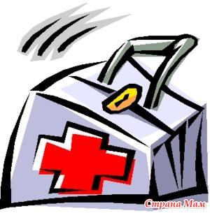 Первая помощь ребёнку до приезда скорой помощи