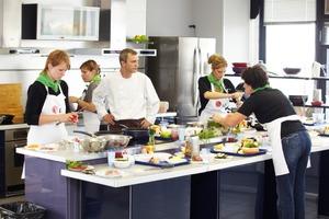 Финал российского этапа международного конкурса кулинарного чемпионата LG «Жизнь вкусна - экспериментируй!»