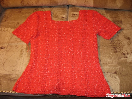 Блуза для мамы