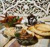 Дастархан узбекской кухни
