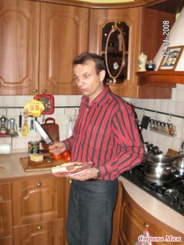 мой любимый муж Юрий Николаевич