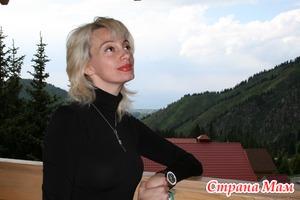 Татьяна Шахнес – пиарщица, путешественница и просто красавица