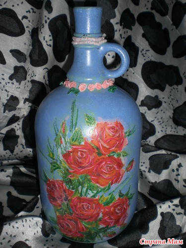вазон для поливки цветов