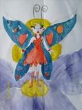 Вика, 9 лет