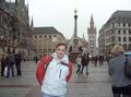 Мюнхен. Мой муж