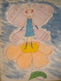 Даша Ковалева, 9 лет