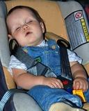 Ехал,ехал и ..сладко так уснул.