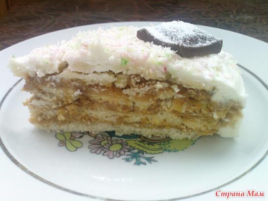 """торт """" Прекрасная Мэри """""""