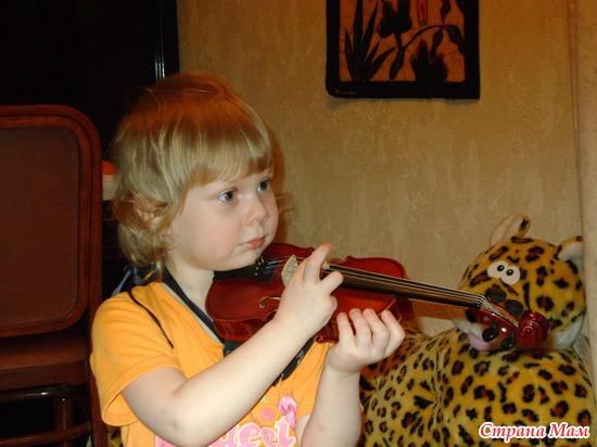 Вот как бывает когда бабушка -учительница музыки