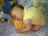Сладкие сны прелесной малышки!